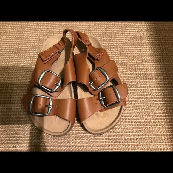 Zara Shoes | Zara Baby Boy Leather